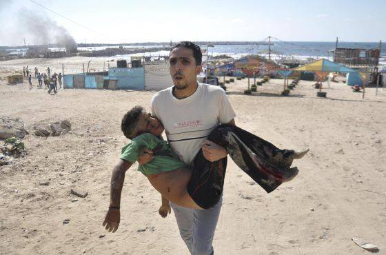 Condena genocidio sionista